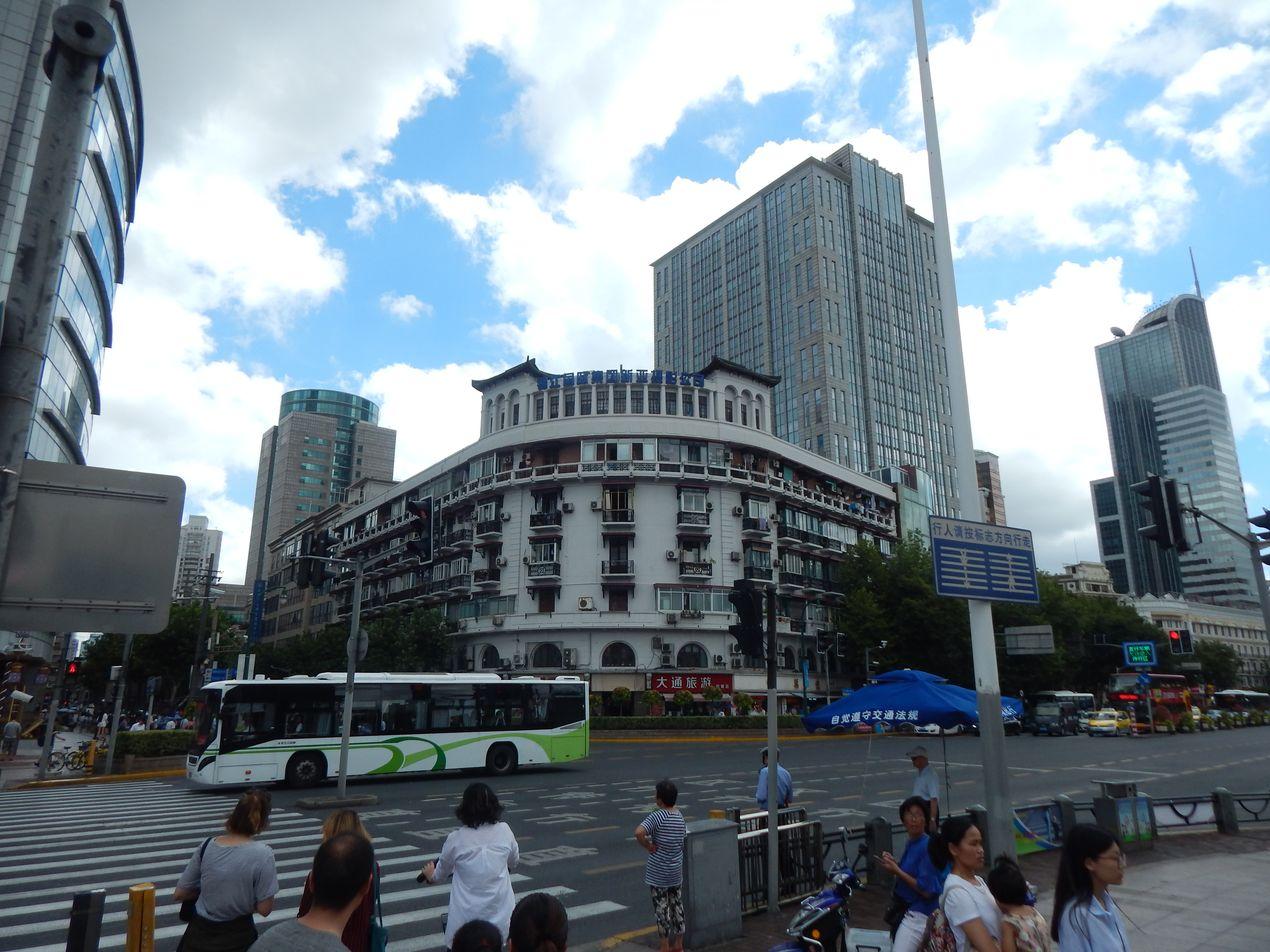 На шанхайском перекрестке