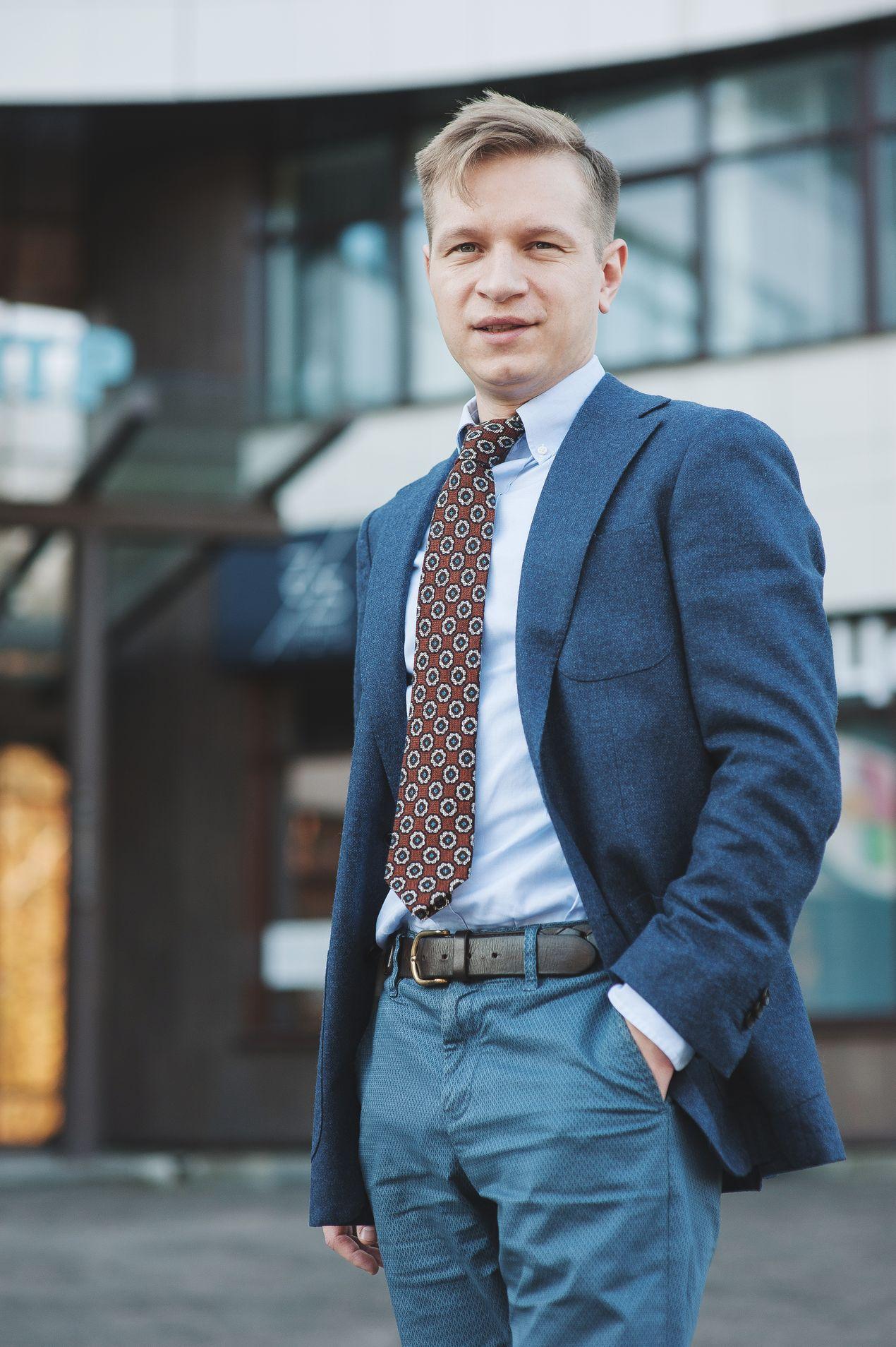 Бизнесмен Владислав Андросов