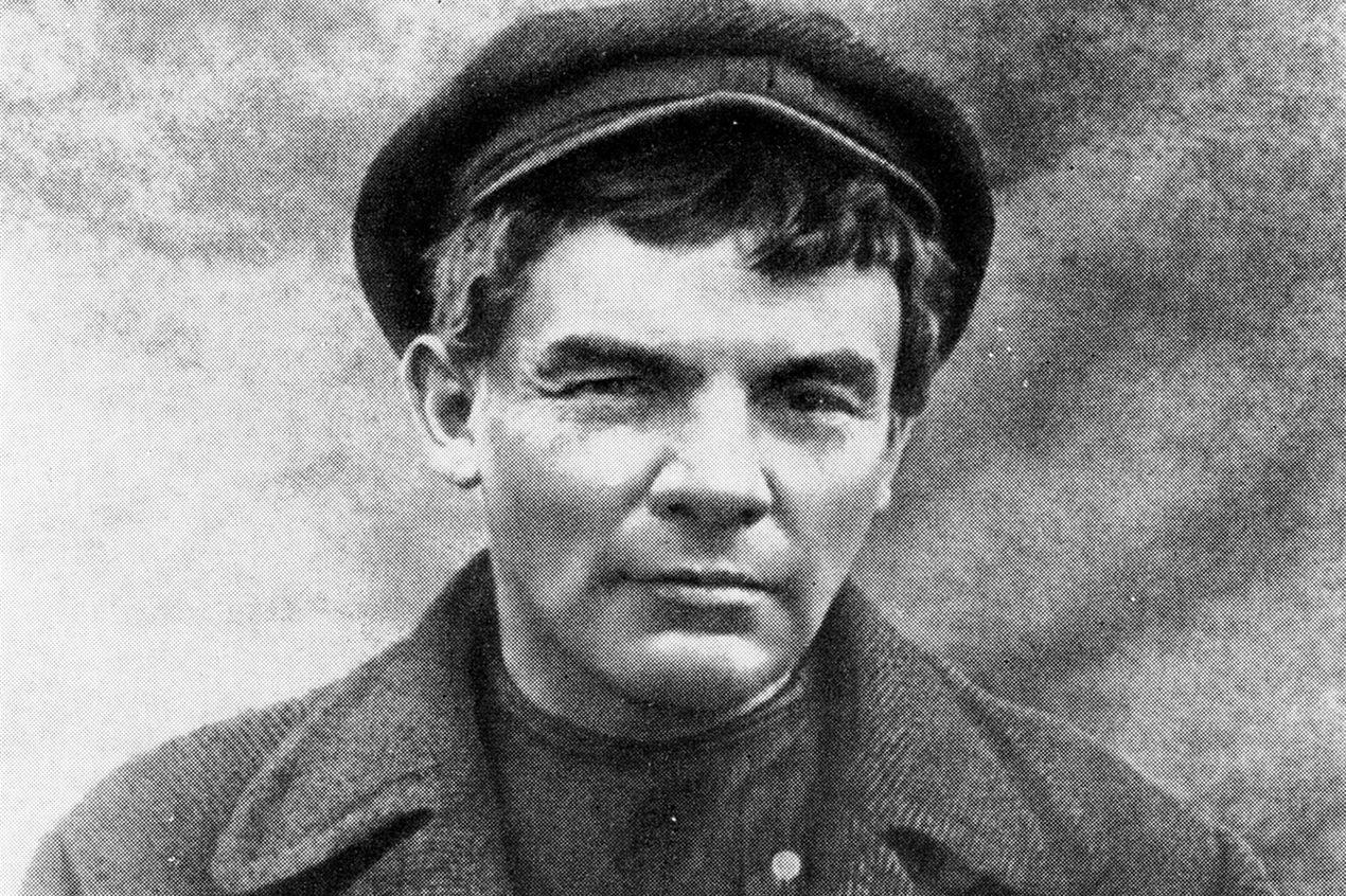 Владимир Ульянов Ленин