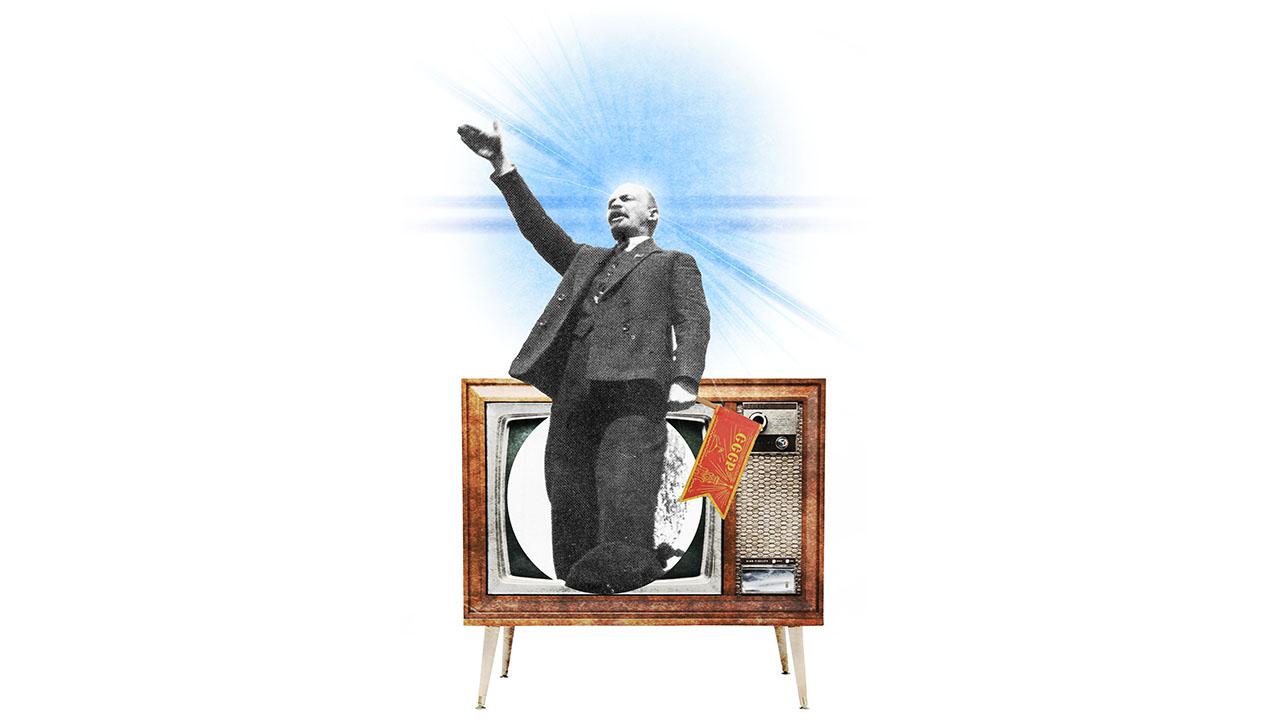 Владимир Ленин: «Революции в белых перчатках не делаются»