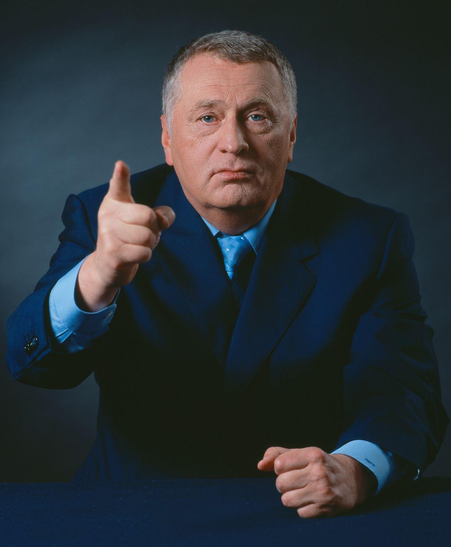 Владимир Жириновский, ЛДПР