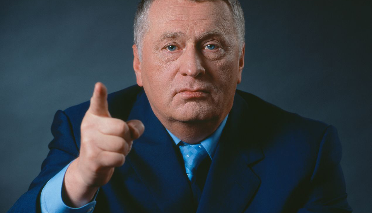Политик Владимир Жириновский: «Люди не вышли защищать царя, потому что он им опротивел»
