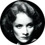 Актриса Марлен Дитрих