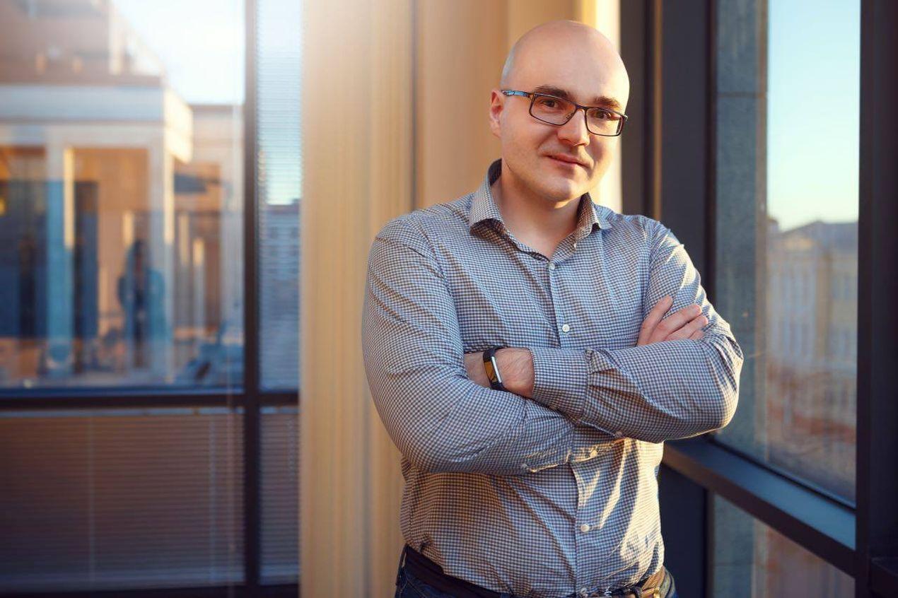 Бизнесмен Виктор Прокопеня