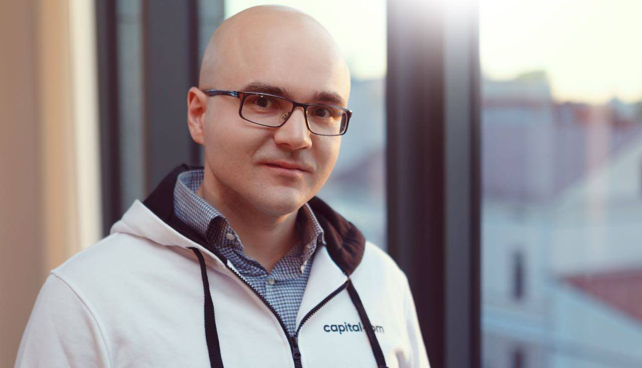IT-бизнесмен Виктор Прокопеня