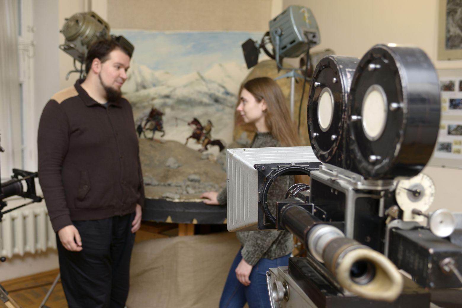 Музей белорусского кино. Киноквест в рамках фестиваля velcom Smartfilm