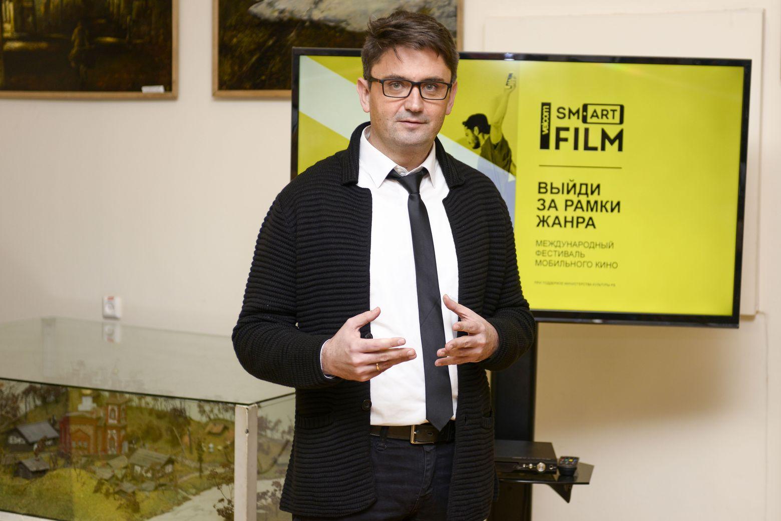 начальник отдела корпоративных коммуникаций velcom Вячеслав Смирнов