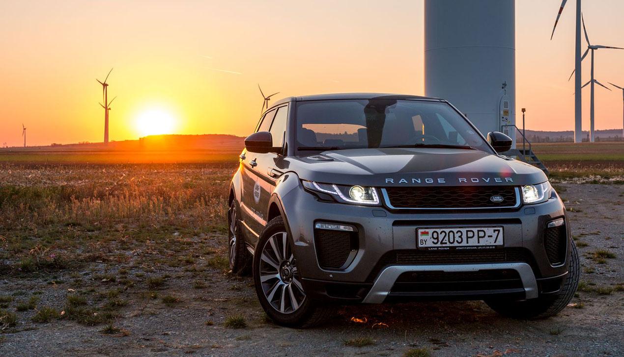 Захват Европы. Экспедиция Land Rover