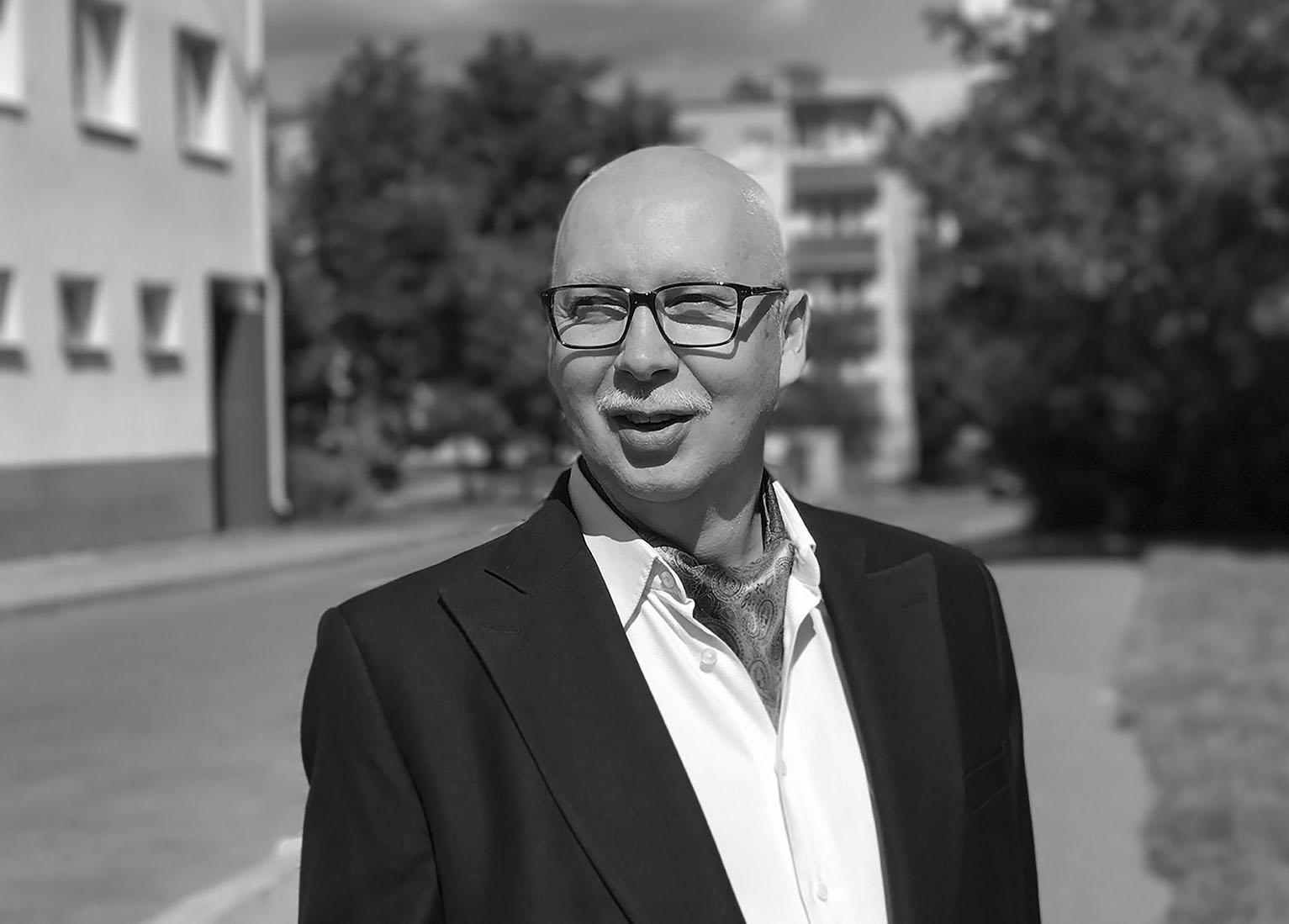 Журналист Александр Зимовский