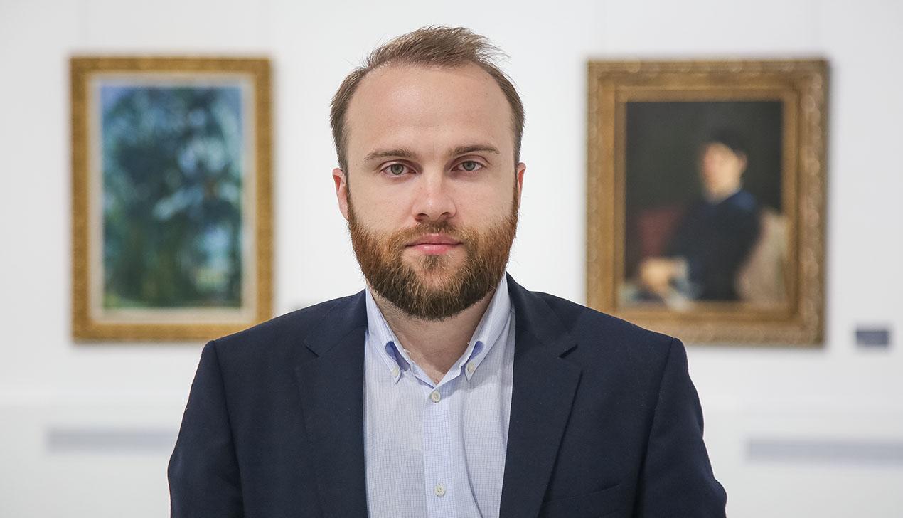 Мысли по поводу: Александр Зинкевич, директор Дворца искусства