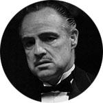 «Крестный отец», Марлон Брандо