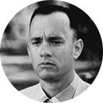Том Хэнкс, «Форест Гамп»