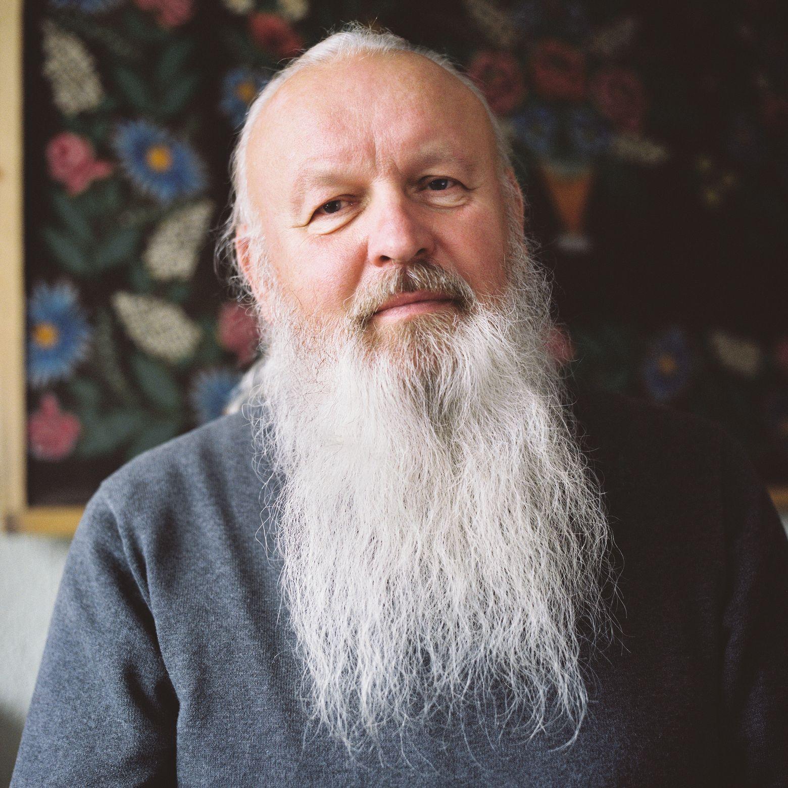 Лидер этно-трио «Троица» Иван Кирчук
