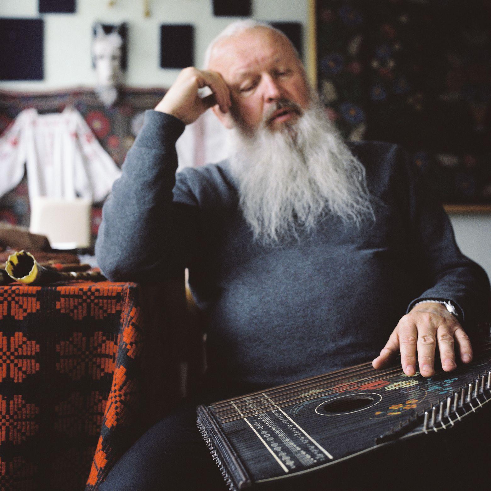 Музыкант Иван Кирчук