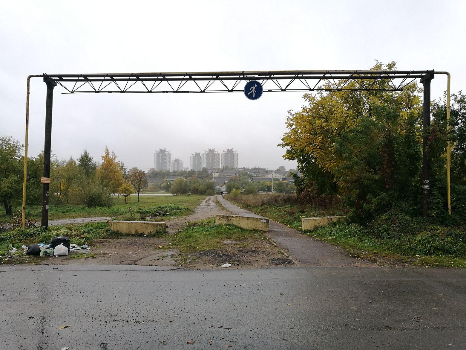 Микрорайоны города Минска. Фото Сергея Кравченко