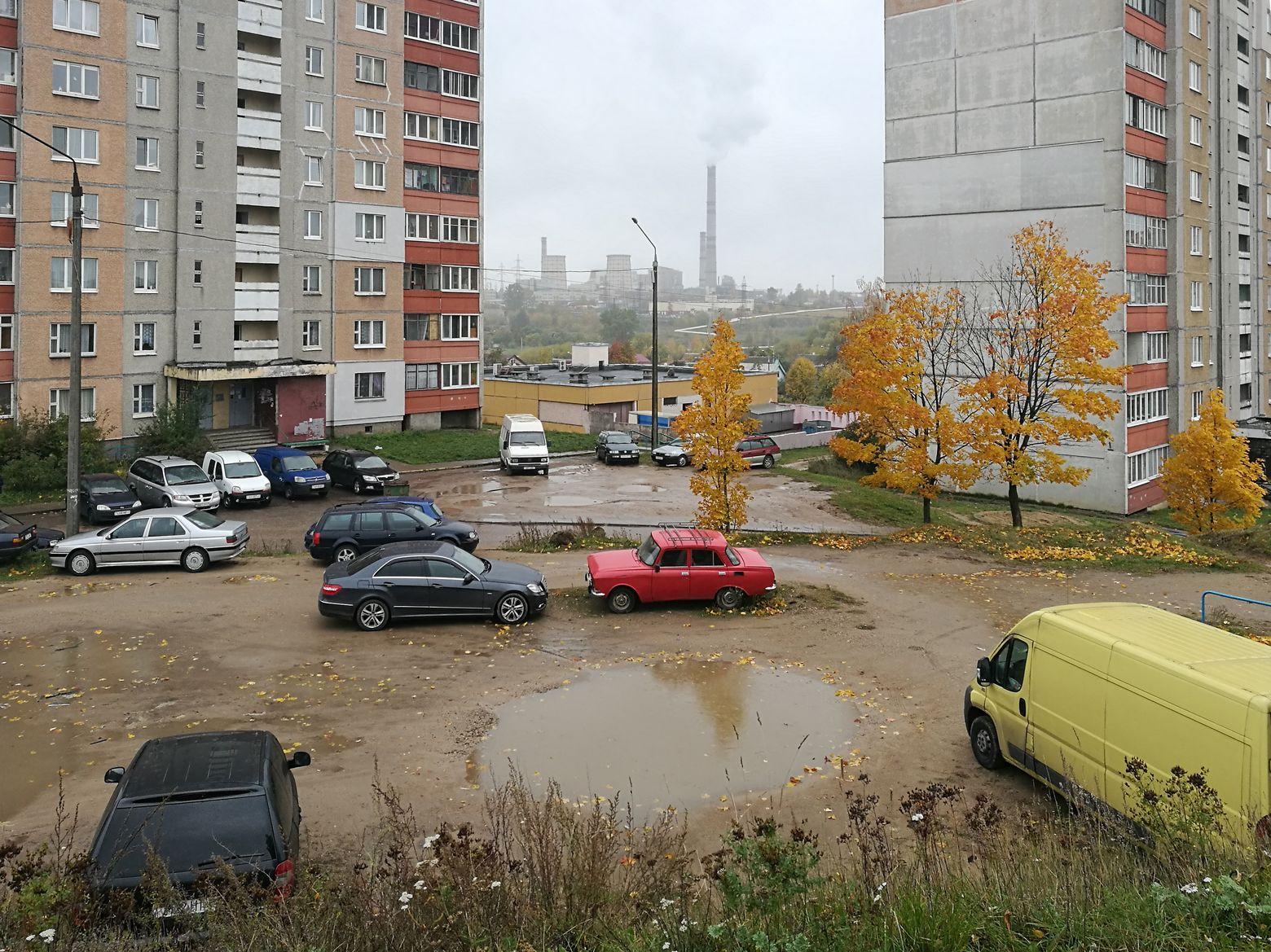 Спальные районы Минска