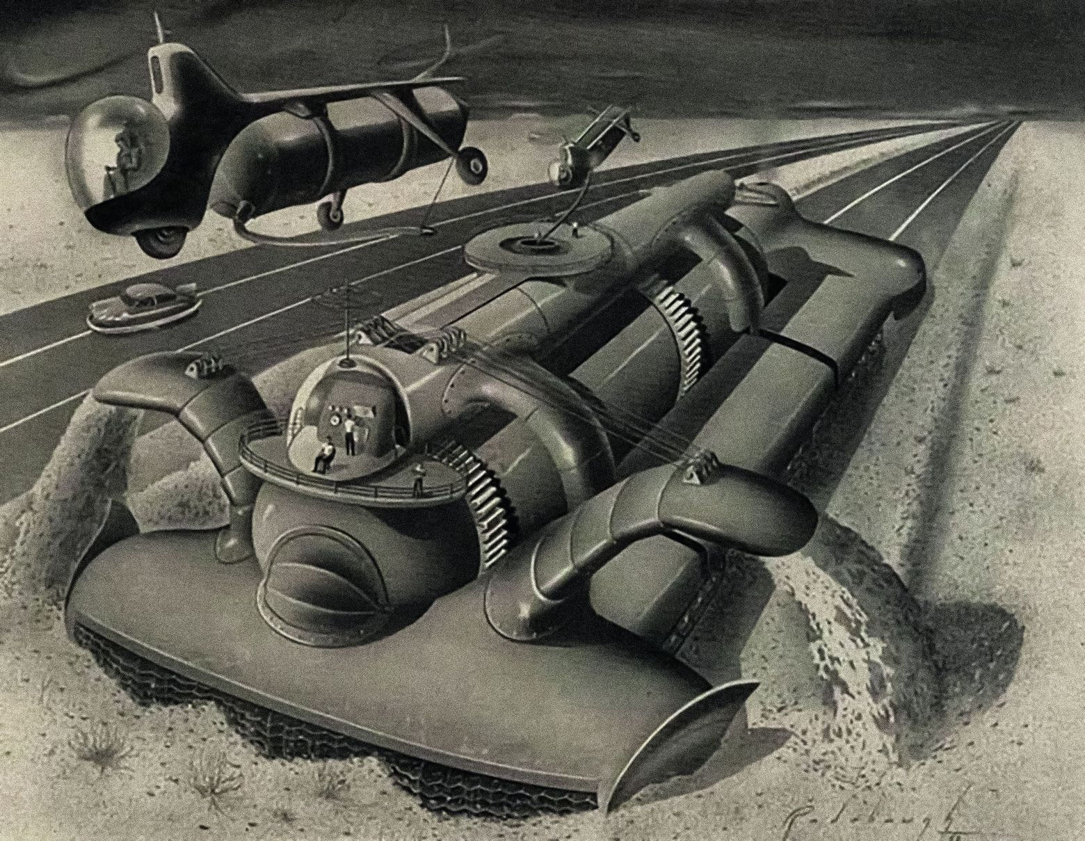 Артур Радебо. Иллюстрации