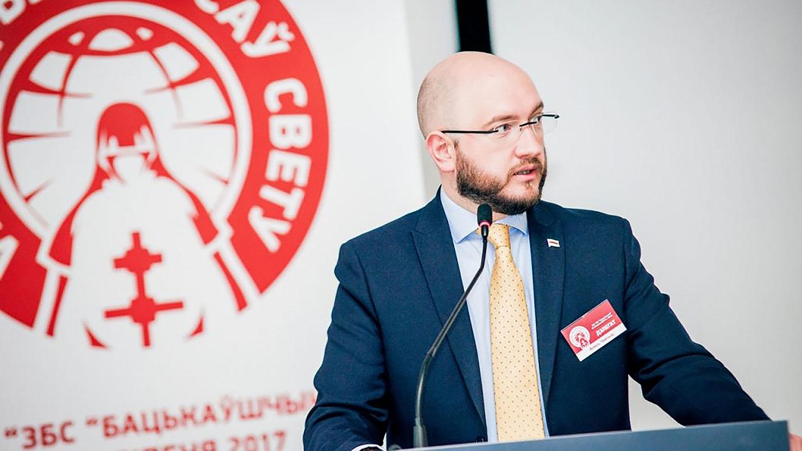 Сакратар Інфармацыі Рады БНР Алесь Чайчыц