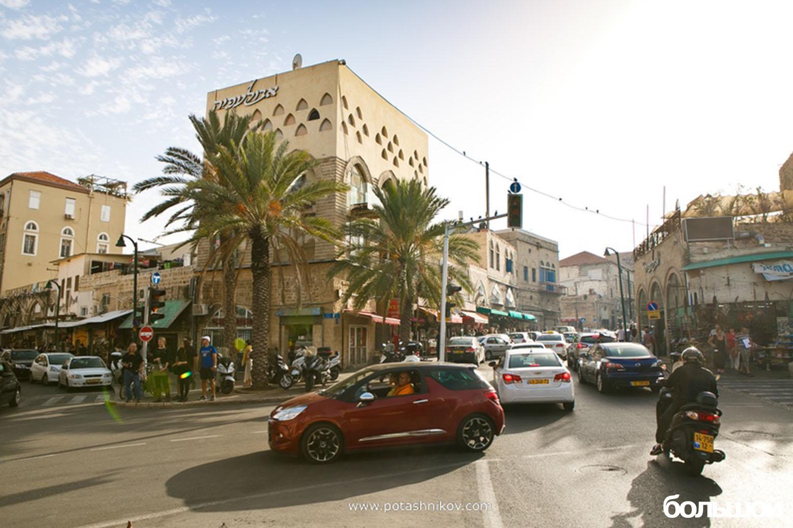 Женя Чернявская. Израиль