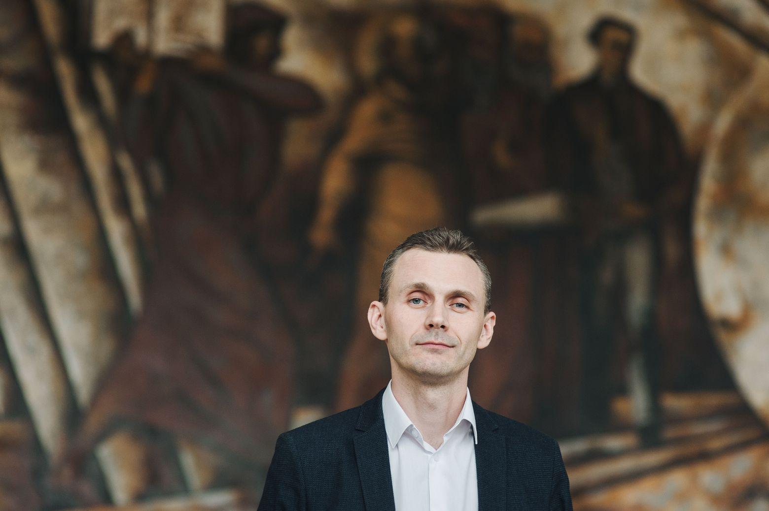 Лицей БГУ, директор Макар Шнип