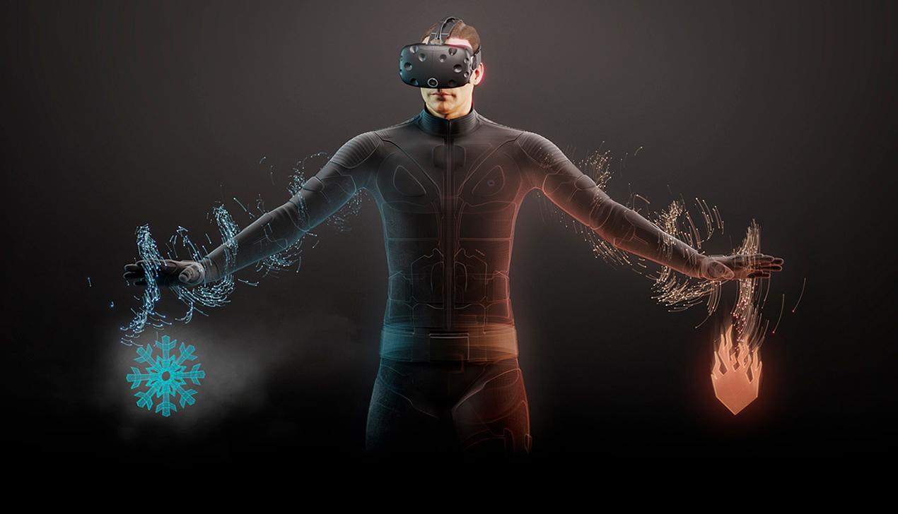 Бот в помощь. VR-одежда