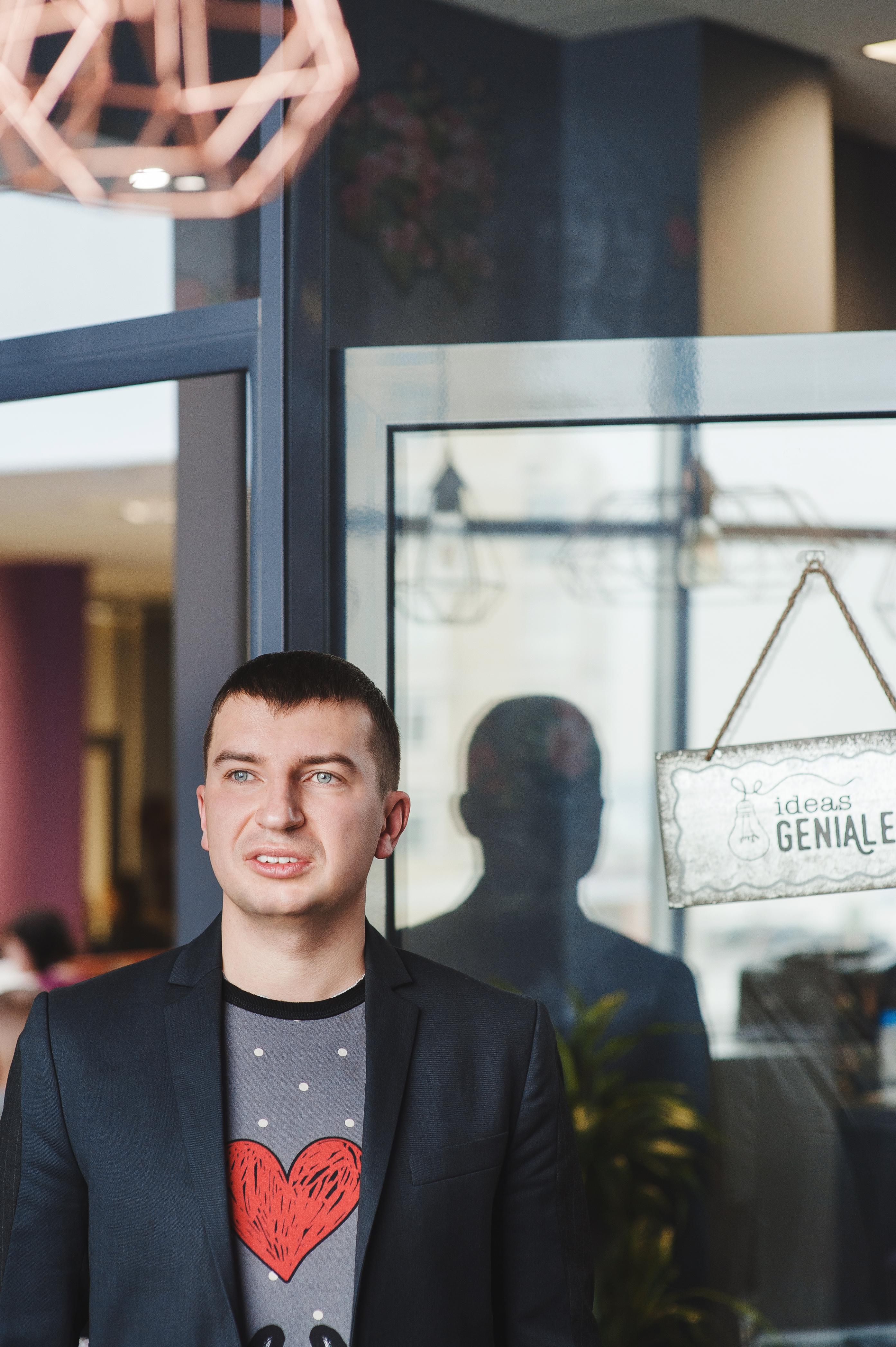 совладелец и управляющий интернет-магазином 21vek.by Сергей Вайнилович