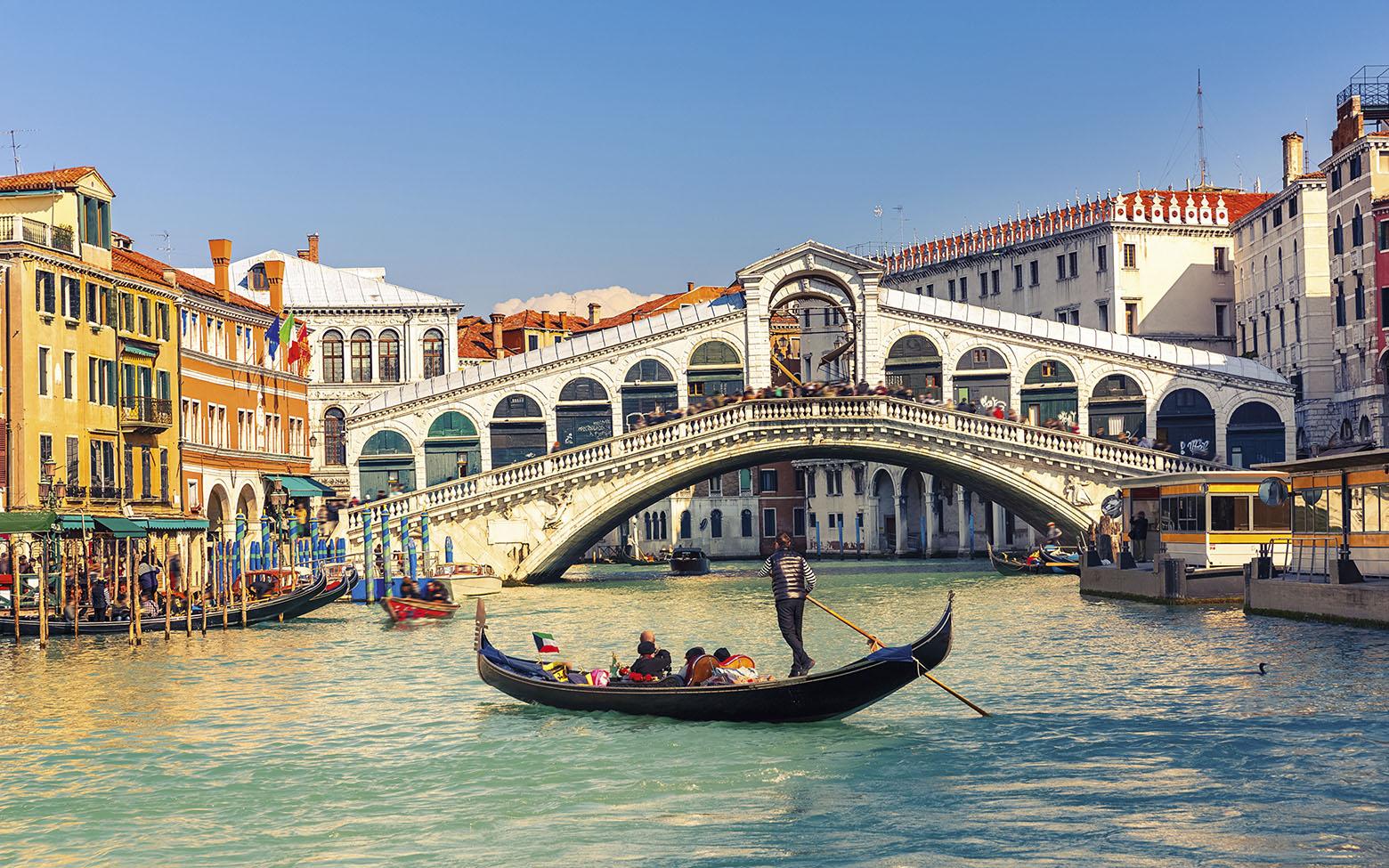 Мосты Венеции