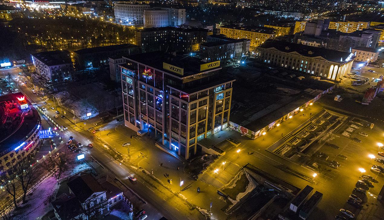 Вечер при свечах: компания velcom присоединилась ко всемирной акции «Час Земли»