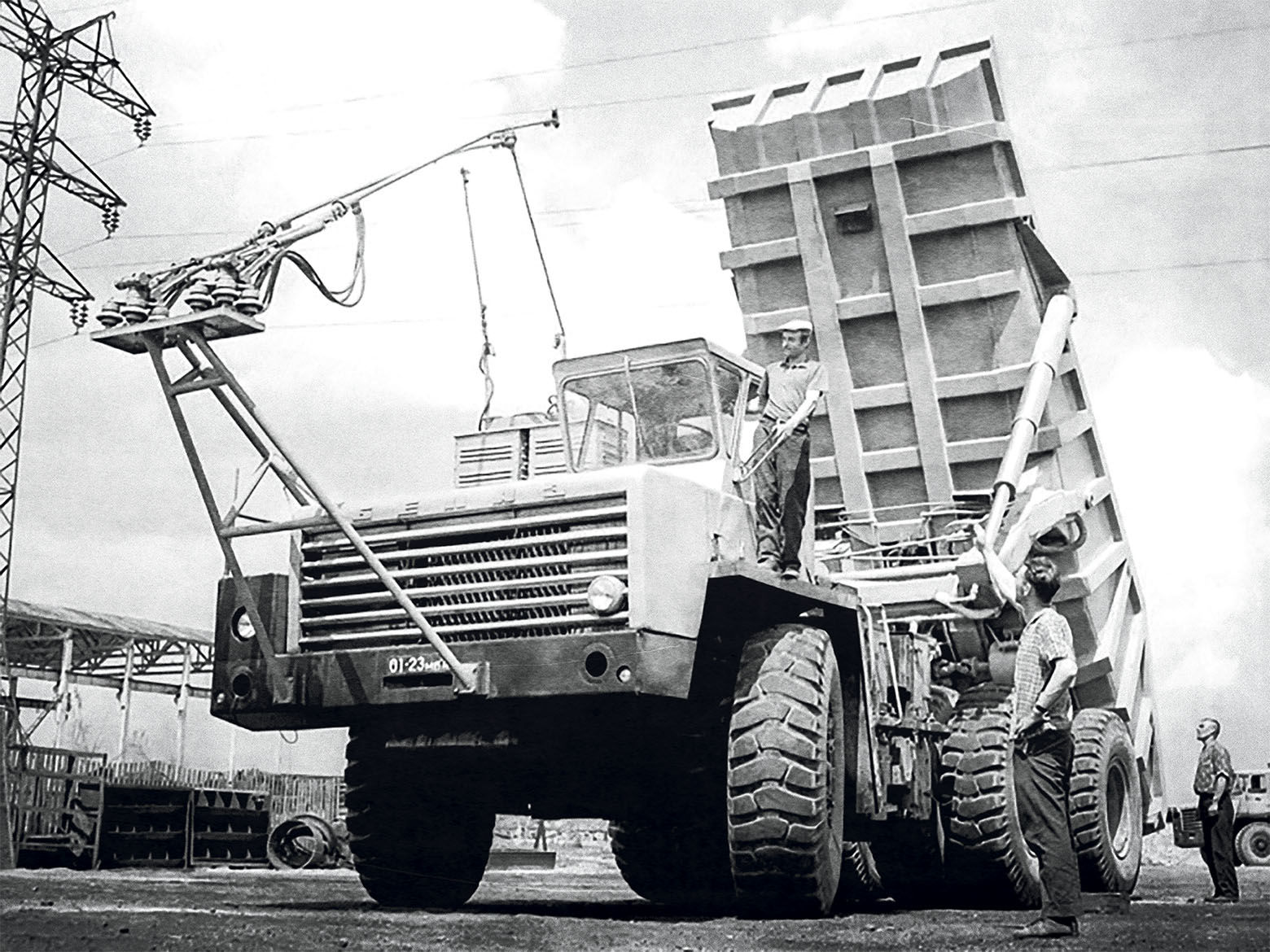 БелАЗ-7524-Э792, Беларусь