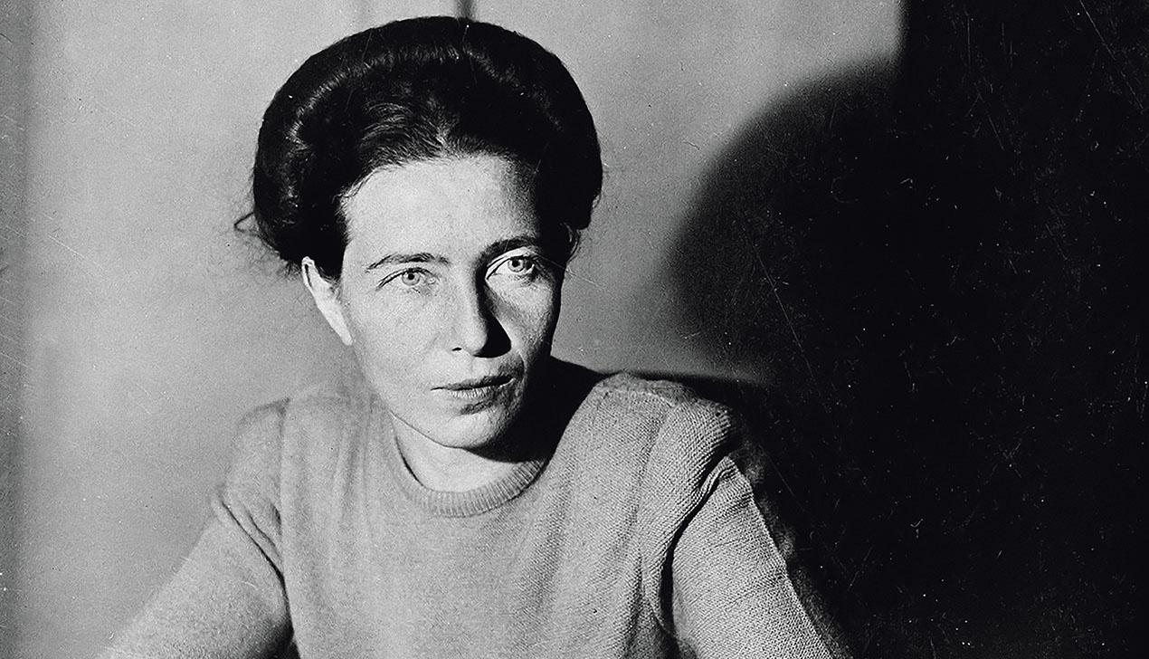 Феминистка Симона де Бовуар: «Современной женщине, свободной, преуспевающей, на хрен оно сдалось — сердце»