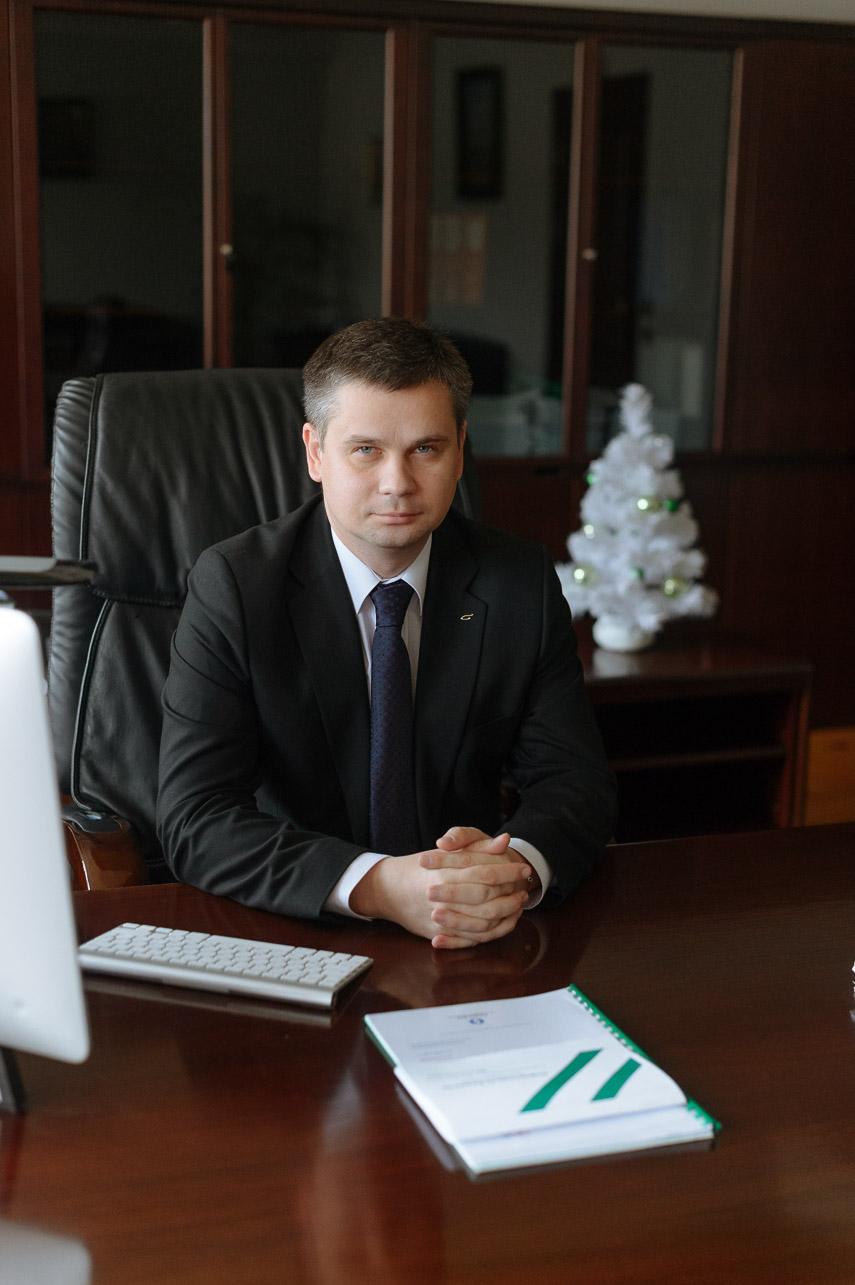 Андрей Бриштелев, председатель правления ОАО «Белинвестбанк»