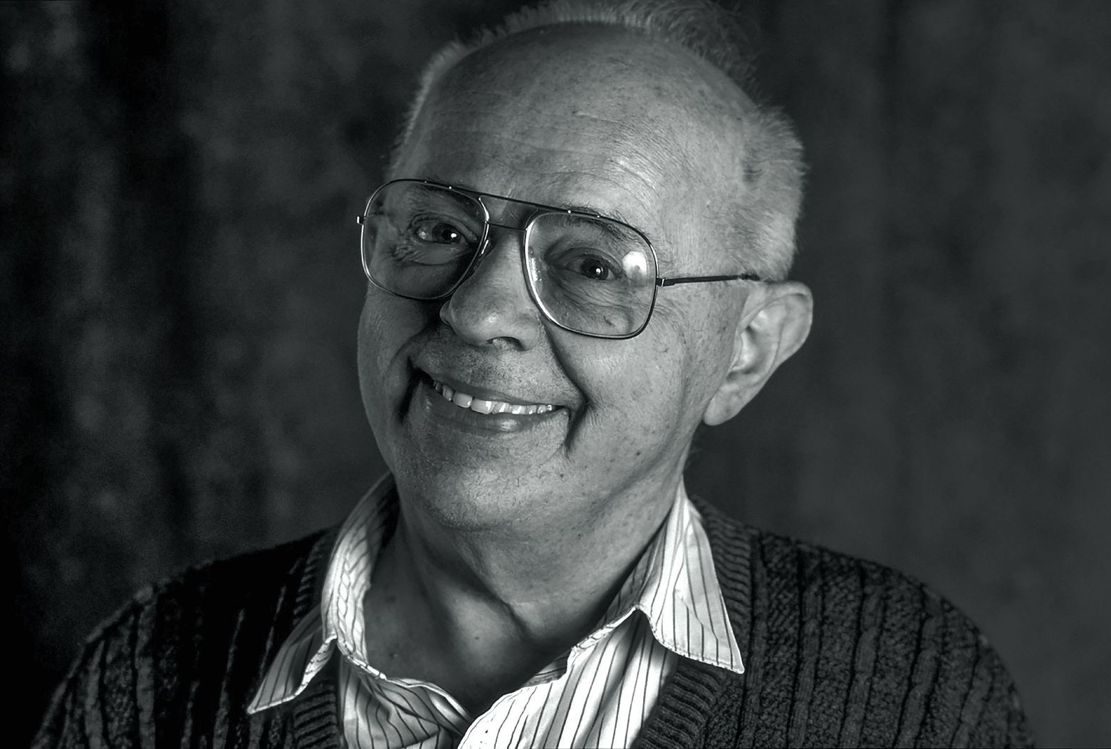 Писатель Станислав Лем