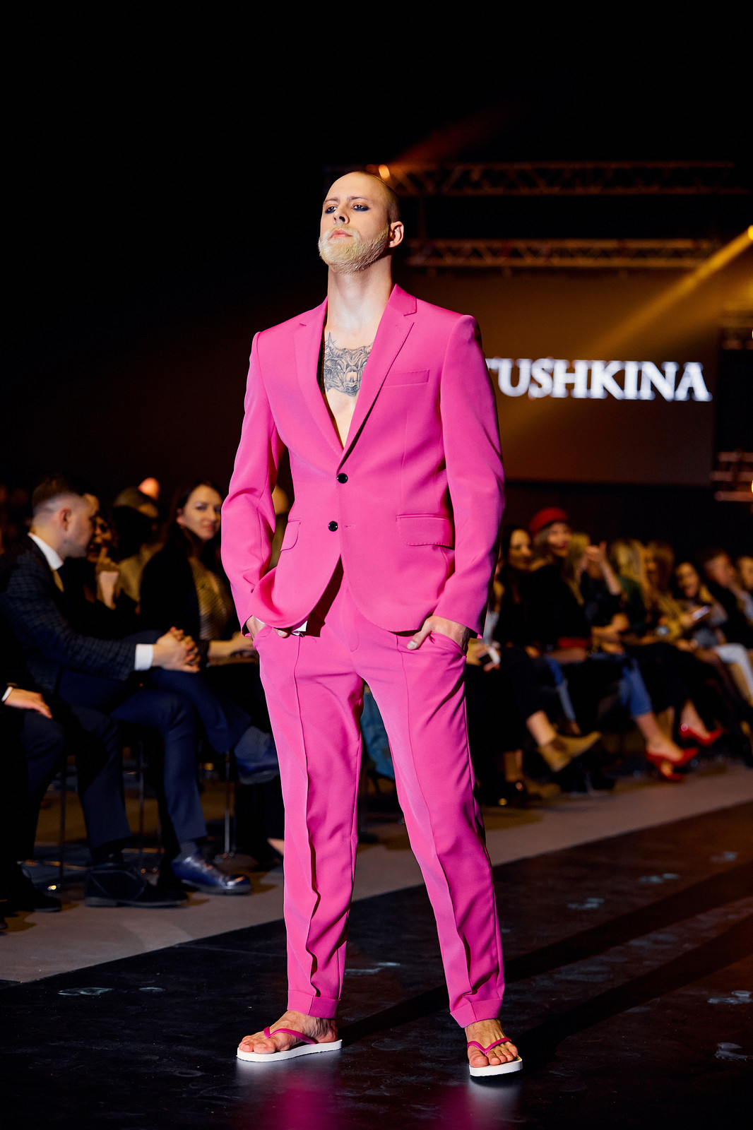 Brands Fashion Show, Latushkina