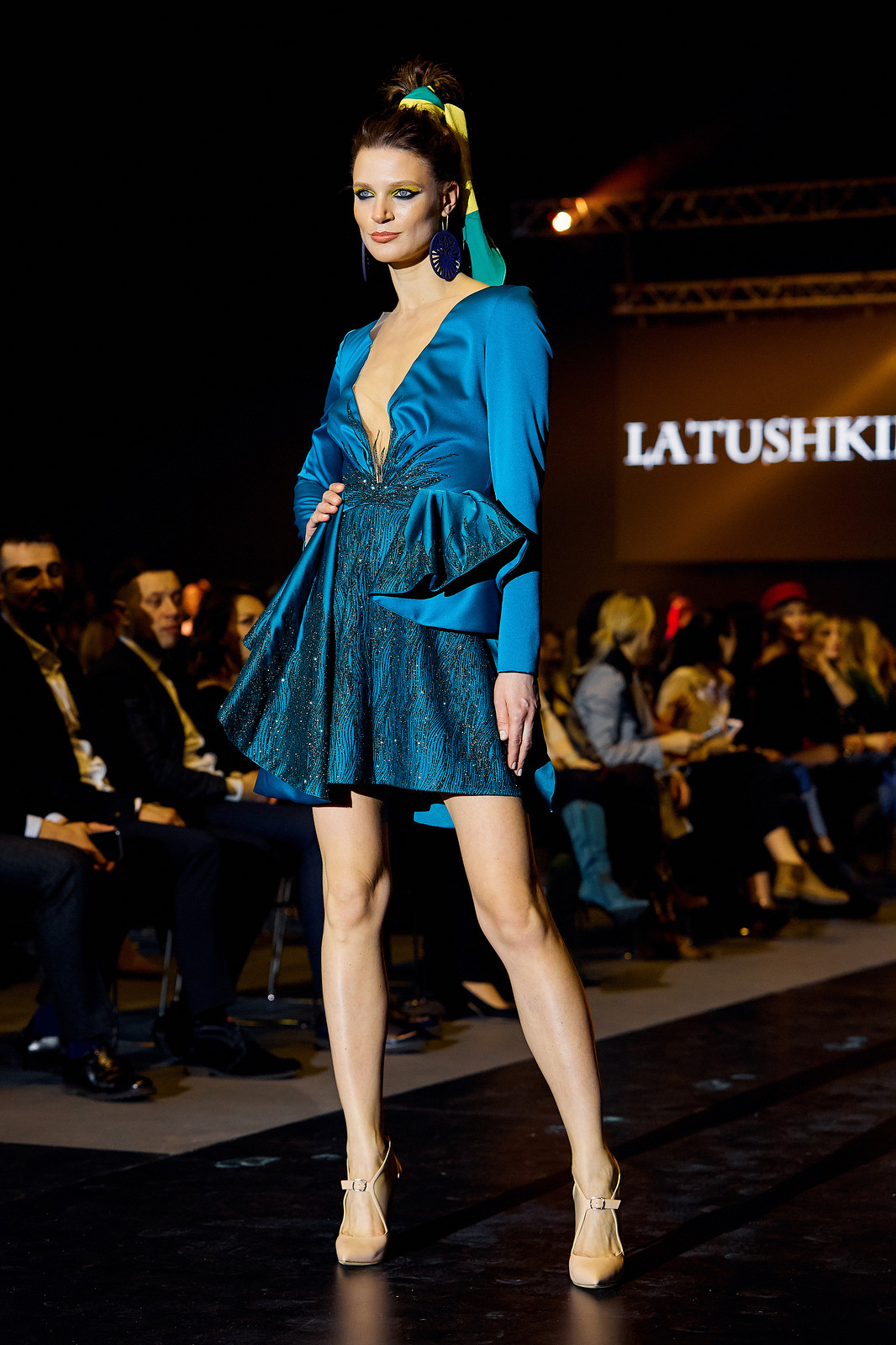 Latushkina, Brands Fashion Show