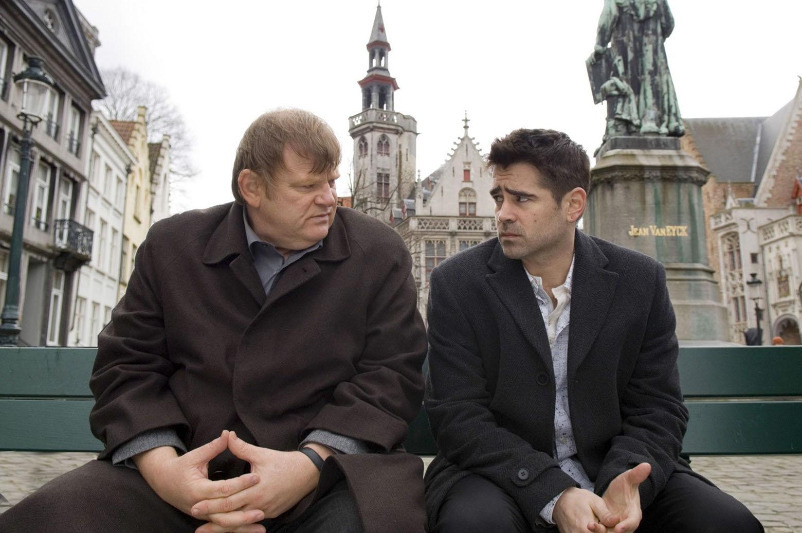 Фильм «Залечь на дно в Брюгге»