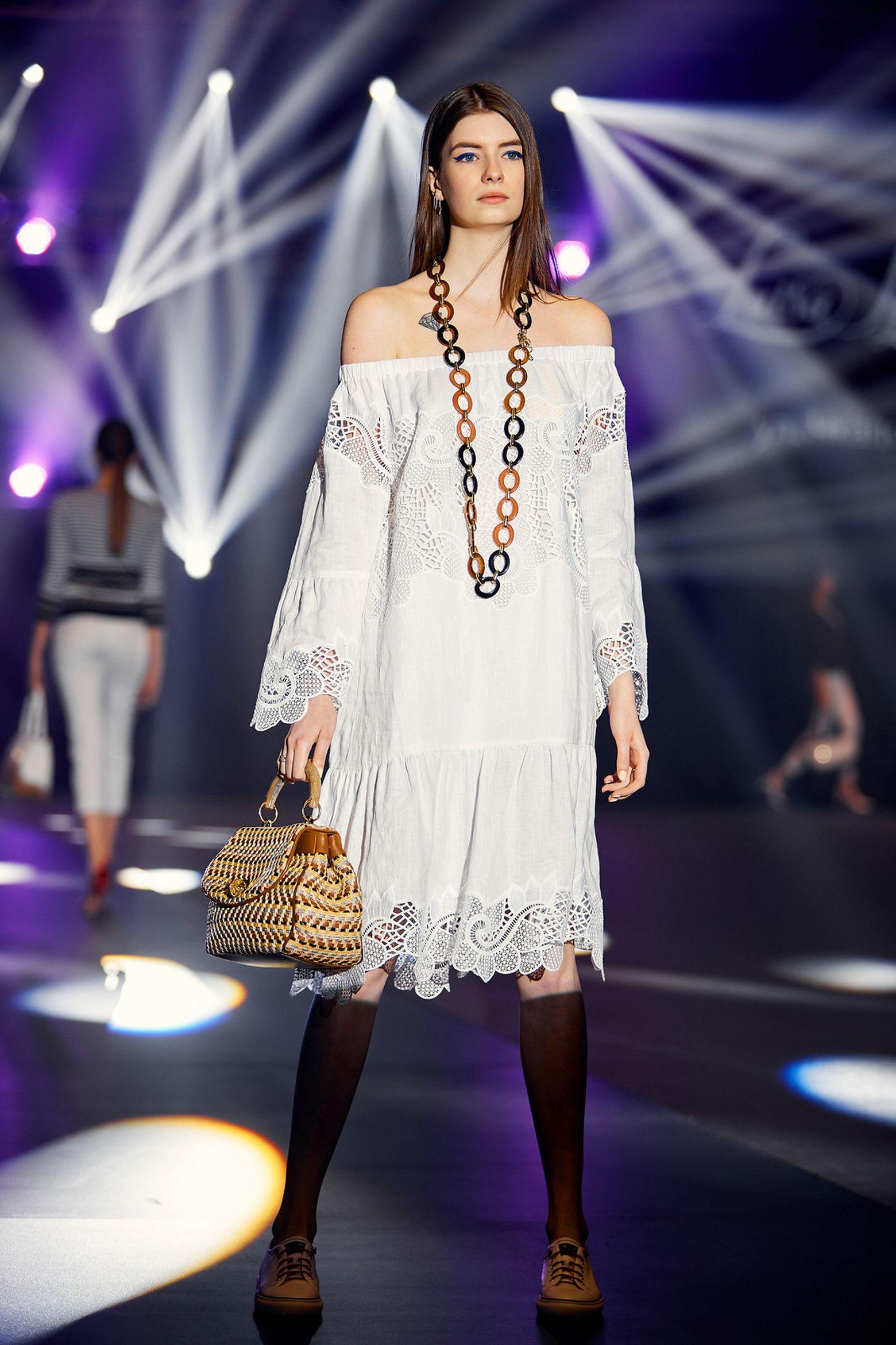 Brands Fashion Show, бренд Luisa Spagnoli