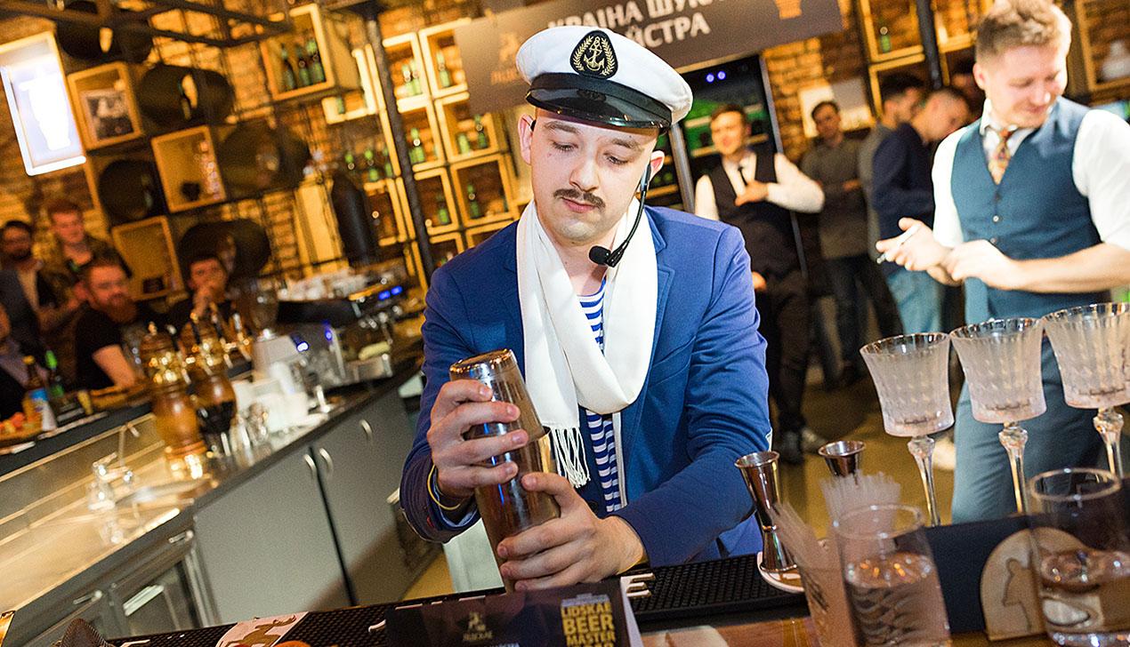 Названы победители конкурса барменов Lidskae Beer Master 2018