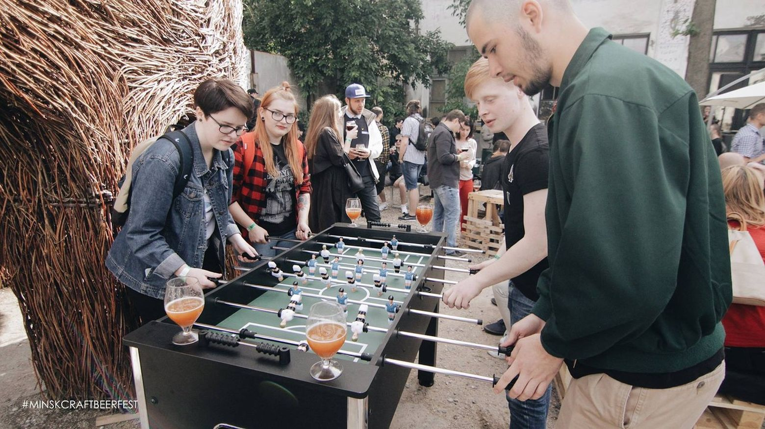 Minsk Craft Beer Fest, Минск, 21 апреля