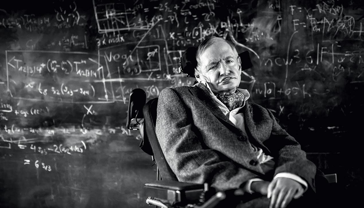 Физик-теоретик Стивен Хокинг: «Ученые и проститутки берут деньги за то, что им самим доставляет удовольствие»