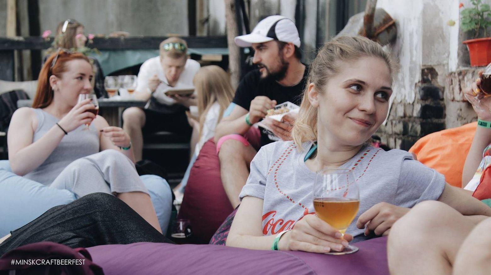 Фестиваль Minsk Craft Beer Fest, Минск, 21 апреля
