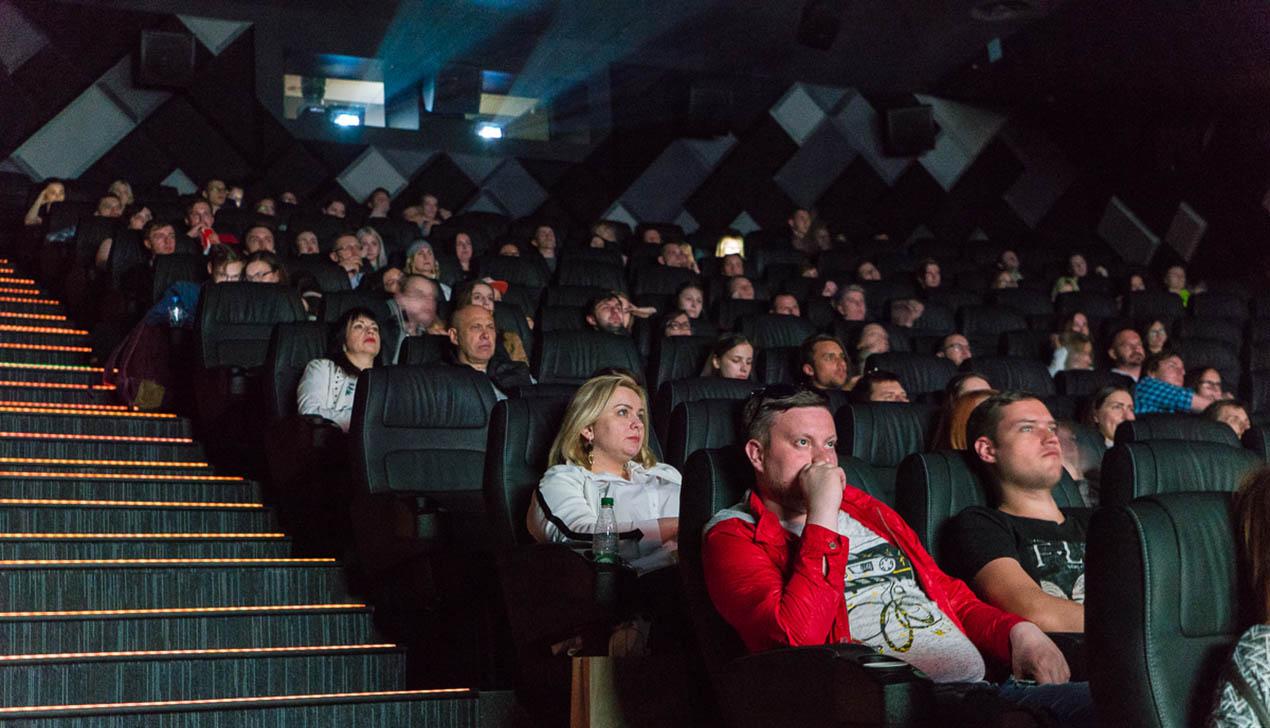 Цифровое ТВ VOKA провело самый массовый кинопросмотр сериалов