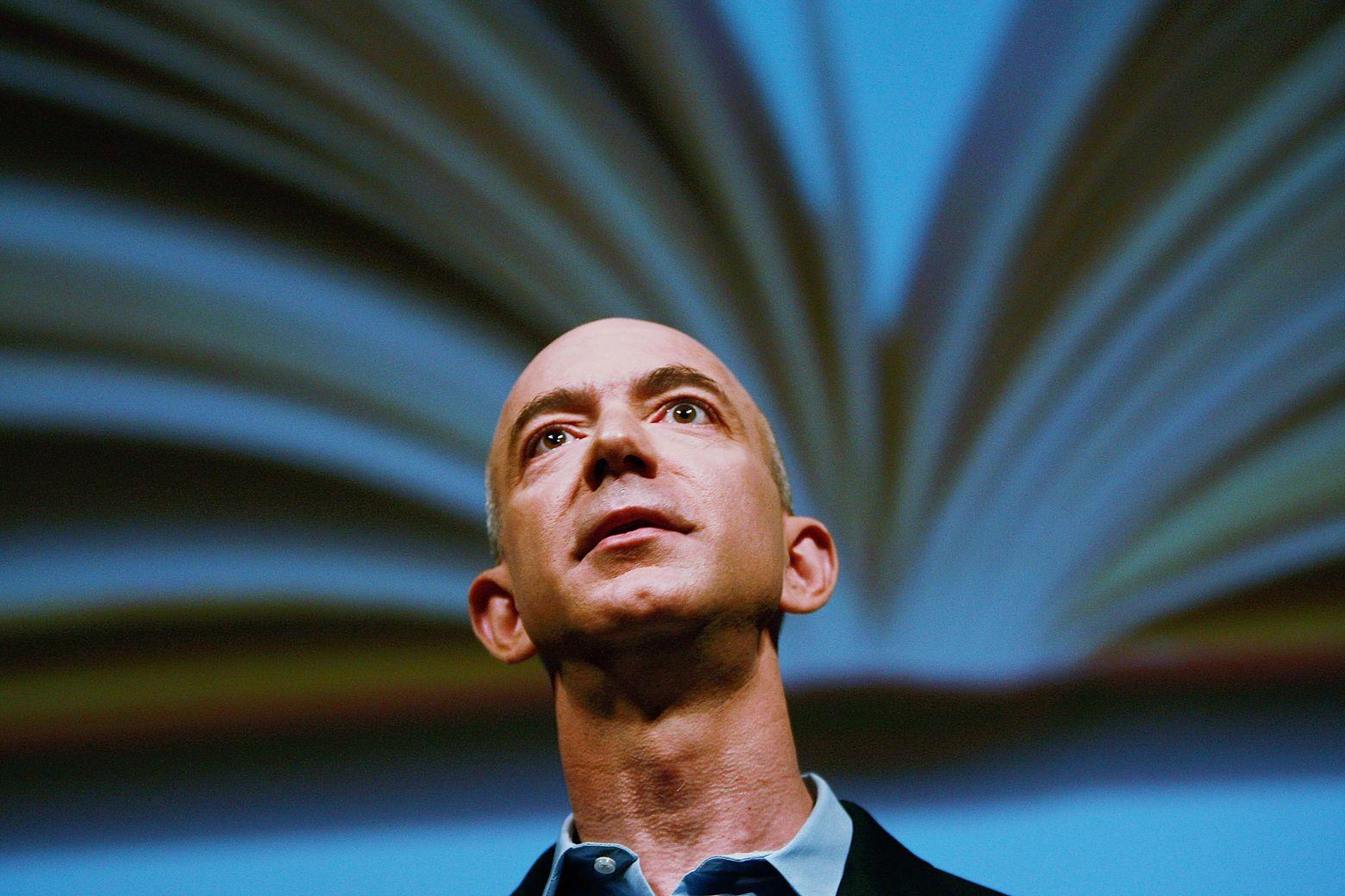 Создатель Amazon Джефф Безос