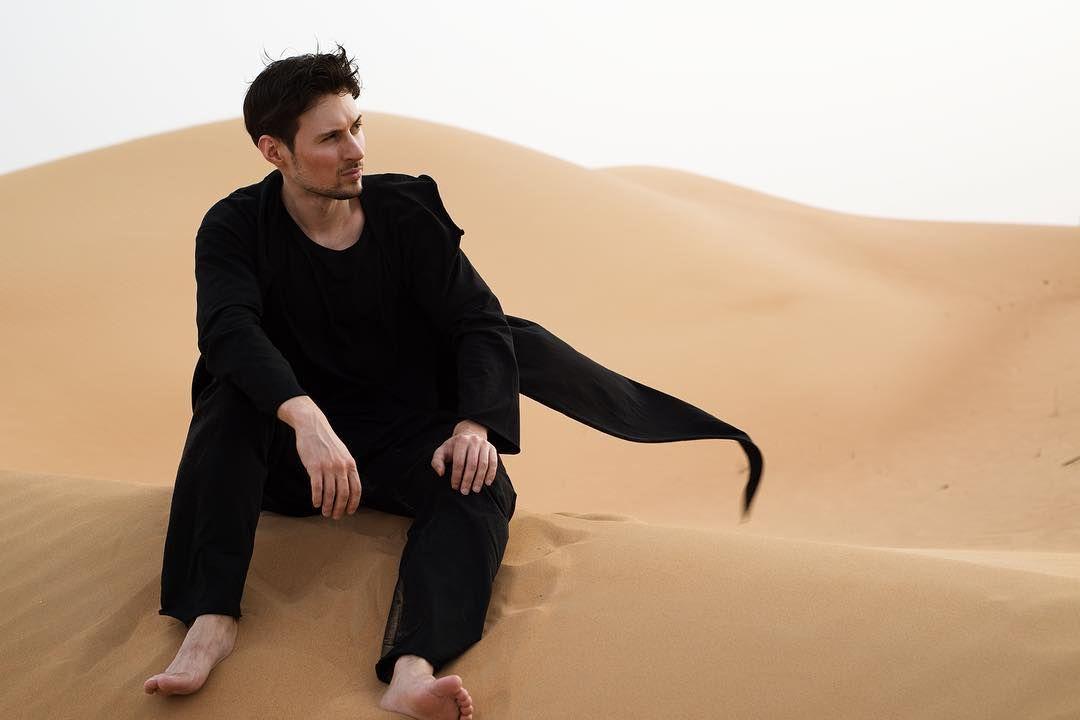 Павел Дуров в ОАЭ
