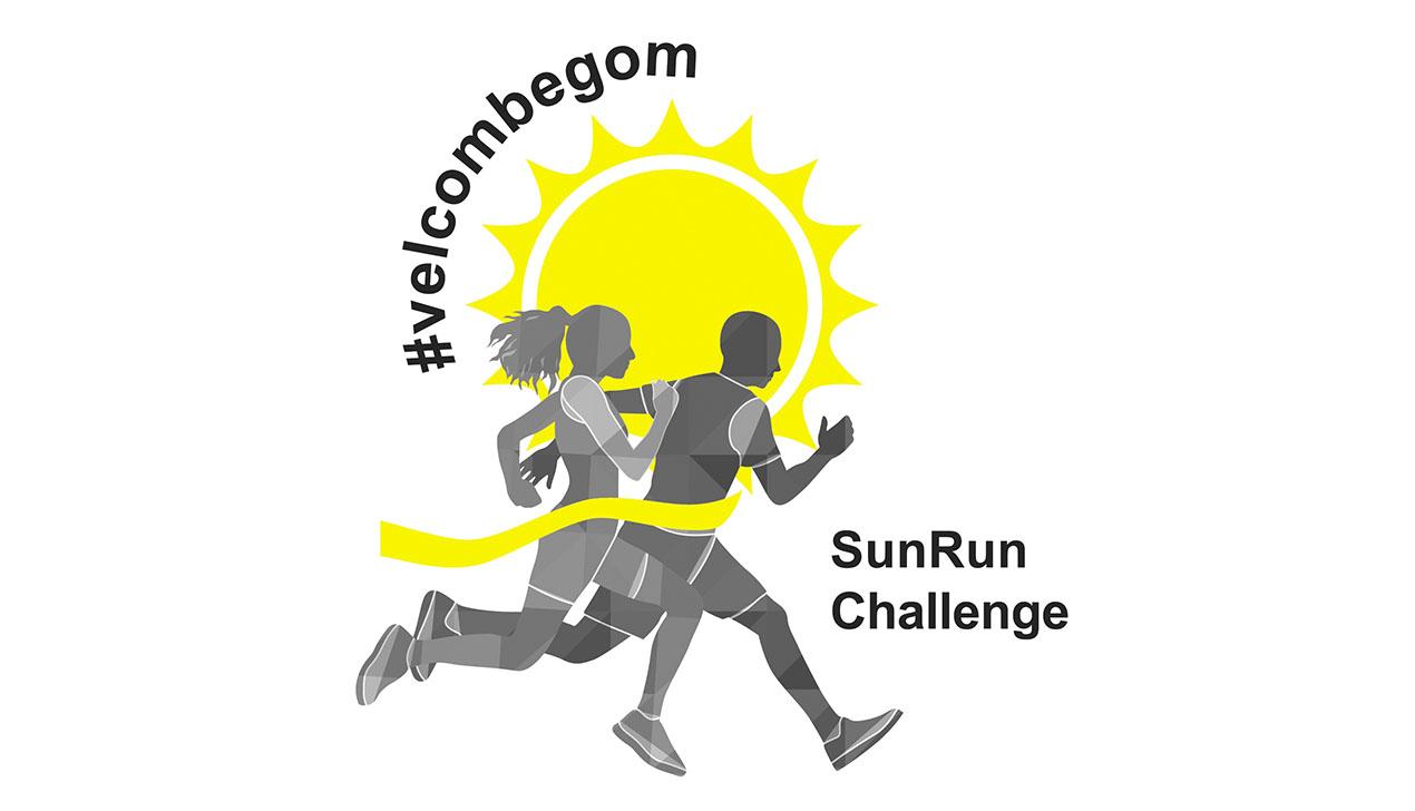 #velcombegom объявляет SunRun Challenge: более 13 миллионов килоджоулей в помощь детям