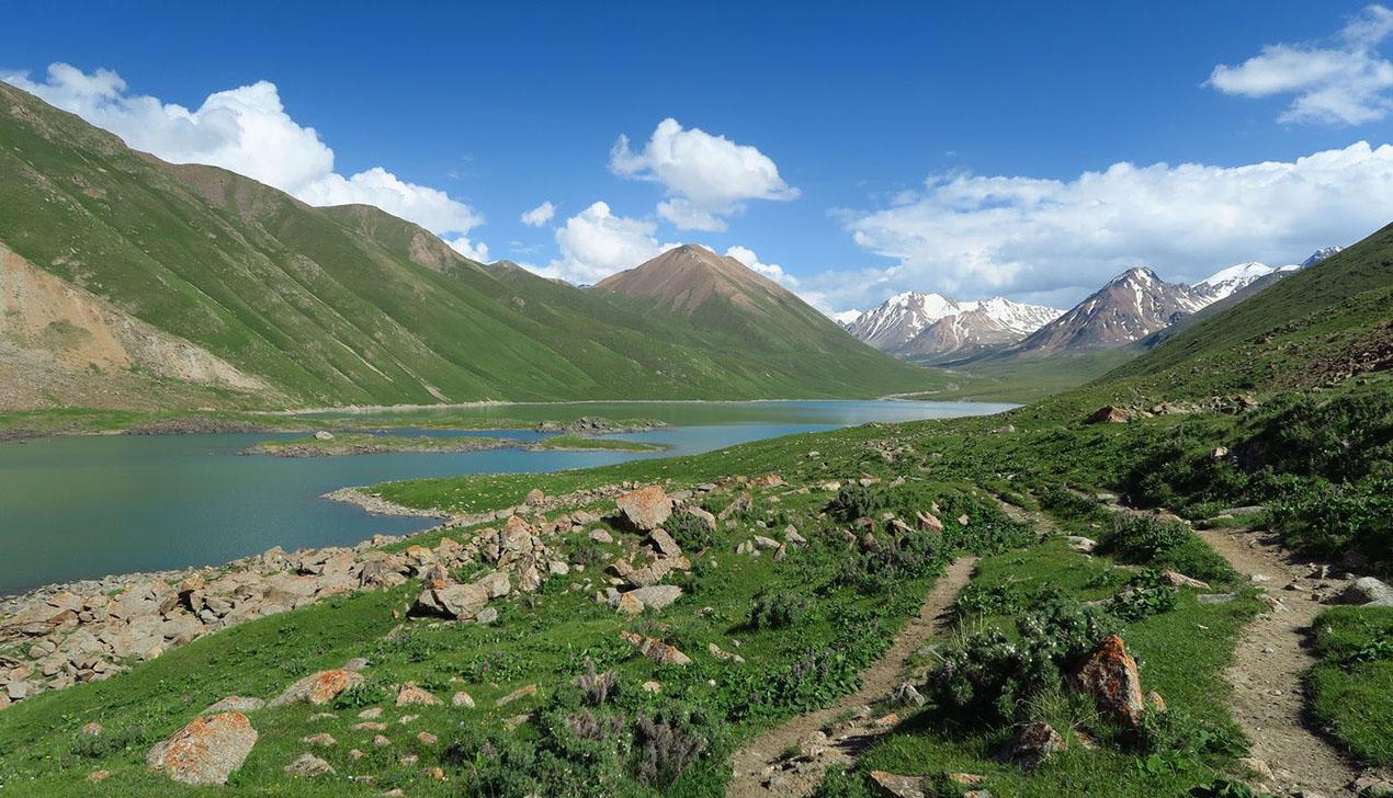 Кыргызстан: братан, это офигительное место!