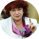 Тамара Васильевна Плетнева, глава комитета по вопросам семьи, женщин и детей Госдумы РФ
