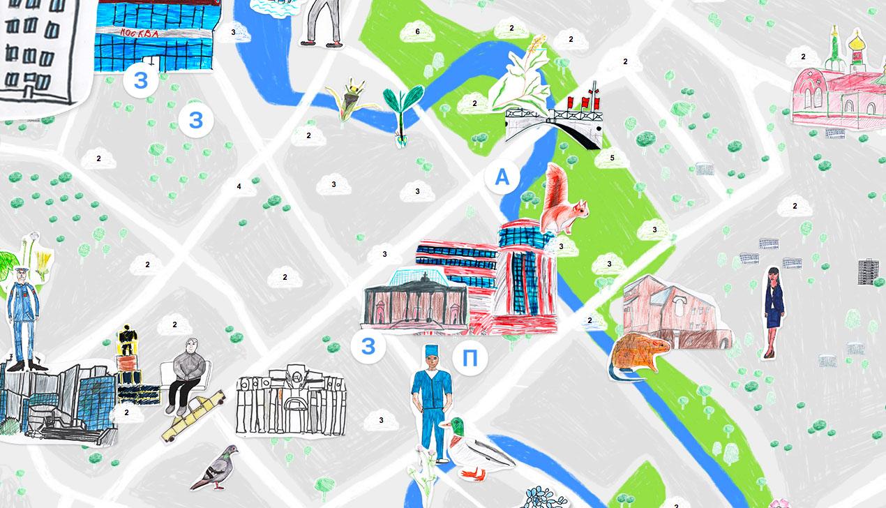 Короткометражки и сайт-исследование Минска. В Школе архитектурного мышления подвели итоги учебного года