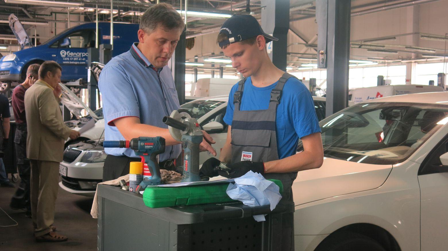 Конкурс «Тормозные системы» от Сеть Бош Авто Сервис