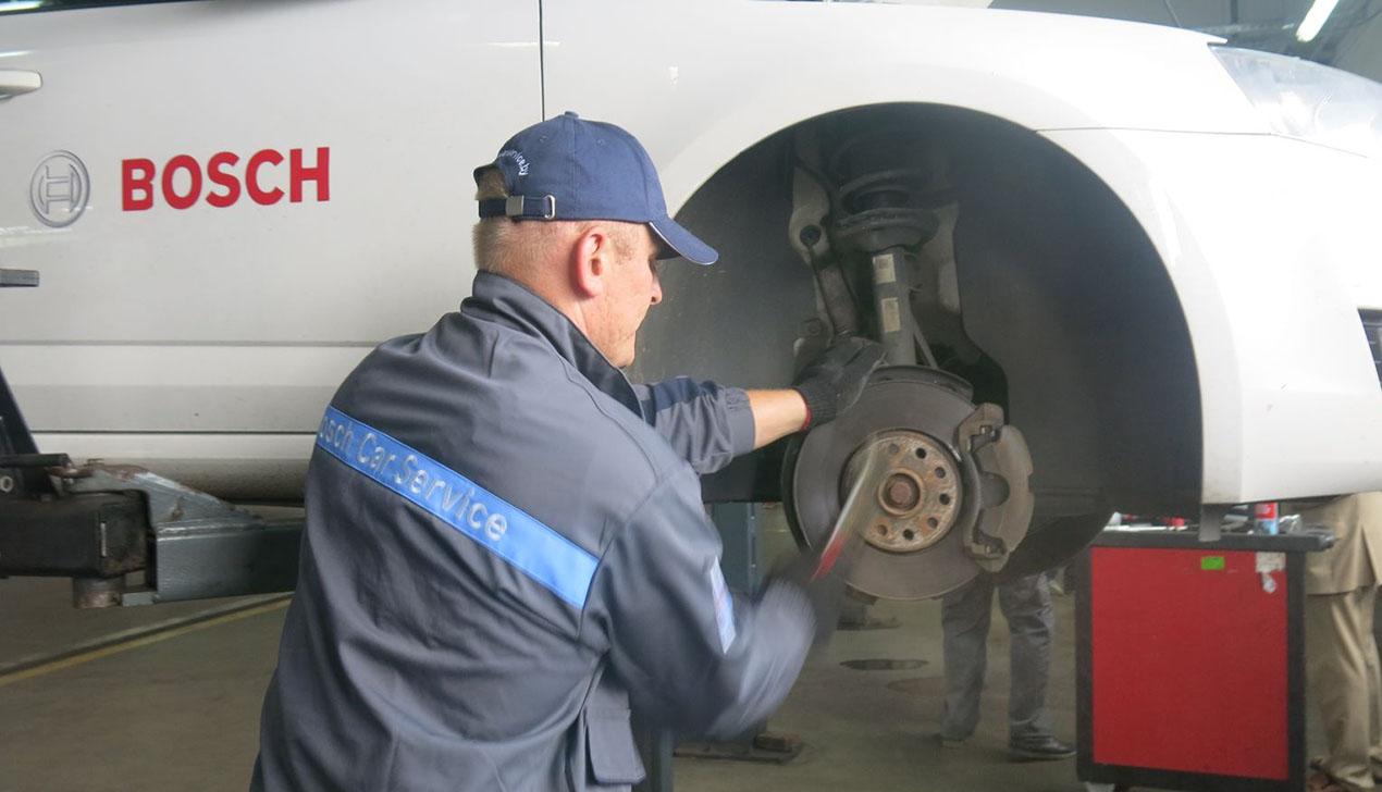 Сеть Бош Авто Сервис провела масштабный конкурс среди белорусских механиков