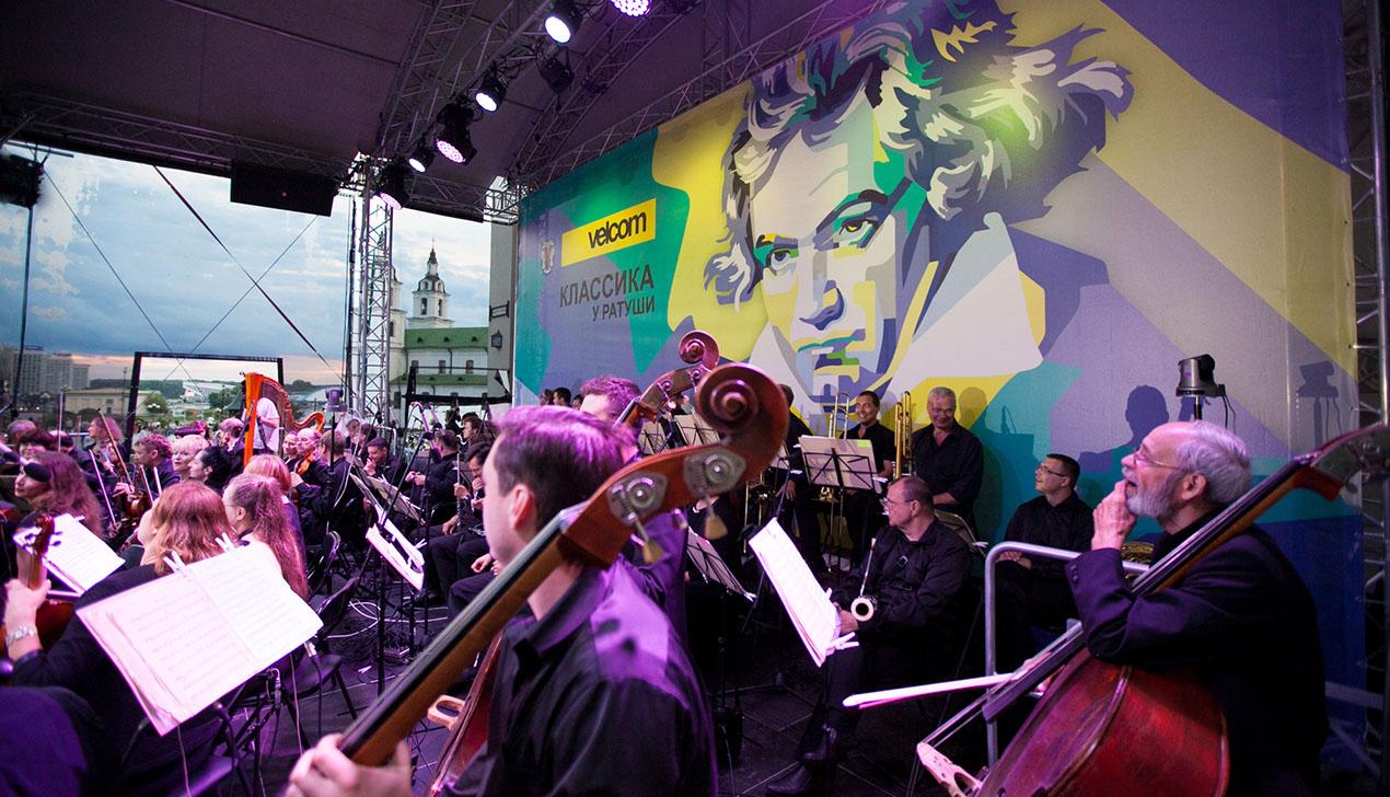 Девять международных поездов будут прибывать в Минск под звуки классической музыки